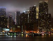 Eerie NYC