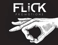 Flick Promotions Logo