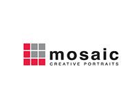 Mosaic Studio website design