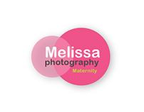 Melissa photography website design