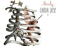'Birdy' CD Cover Art