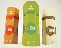 Hakubaku Noodle Packaging