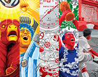 Fan Art: FIFA World Cup 2014