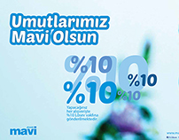 Mavi Advertising Campaign