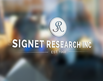 Signet Research Logo