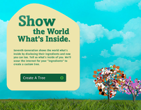 Seventh Generation: What's Inside Campaign