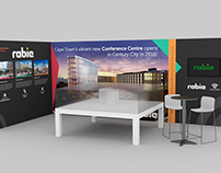 Rabie SAPOA Stand Render