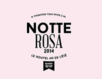 Poster Notte Rosa 2014
