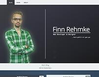Finn Rehmke - Web Design