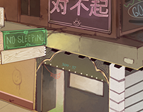 No Sleeping