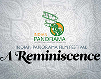 Indian Panorama Film Festival A Reminiscence - Booklet