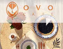 OVO vegetarian cafe, Kuwait
