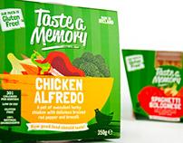 Taste a Memory