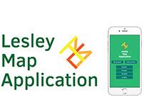 Lesley Map App