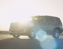 2014 Cadillac Escalade 2015 Trailer