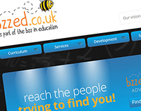 Bzzed Education Review web site
