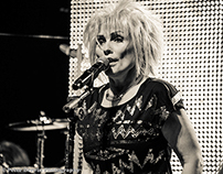Blondie performing at Chateau Ste. Michelle 2012