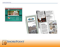 Assisted Living Branding, Brochure, and Website