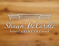Shawn McCardle Cabinetry Branding