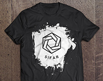 T-Shirt Design for the band Sifar
