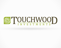 Touchwood Logo and Business Card