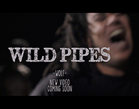 Wild Pipes - WOLF