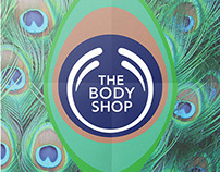 The Body Shop Campaign Poster