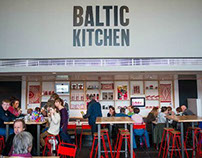 Baltic Kitchen, Newcastle Upon Tyne