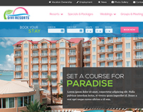Divi Resorts Homepage