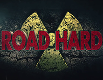 ROAD HARD LOGO // ANIMATION