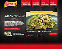 Amoy - Amoyzing Meals in a Minute with Ching He Haung