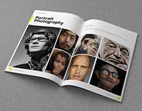 Photographer Portofolio Book