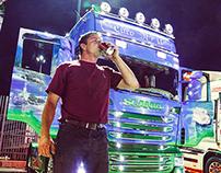 Weekend del camionista