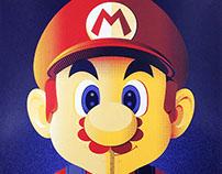 """""""Mario"""" by Guillaume Morellec"""
