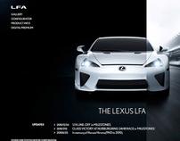 LFA Website