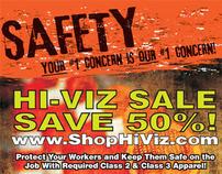 Hi-Visibility Safety Brochure