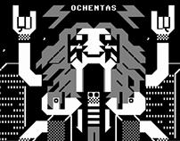 Ochentas @ BLOCKTRONICS_1980