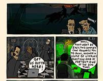 Bakarmax comic collaboration.