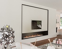 Boley Open Fireplaces