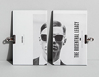 Andy Wolf Eyewear Look Book 2011