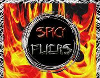 Spicy Flier Logos