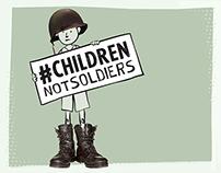 Children Not Soldiers