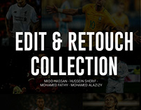 EDIT & RETOUCH COLLECTION