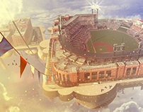"MLB ""Steampunk Cities"""