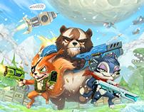 Ice Age Saga — материалы для маркетинга игры
