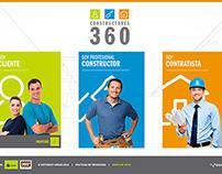 Mockup | Constructores 360 Argos