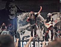 Rob Zombie - Aerodrome festival, Budapest