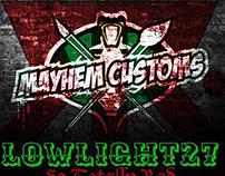 Lowlight27's So Totally Rad Custom Action Figures
