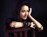 Digital Painting Shradhha Kapoor