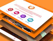 Website Design - Personal Portfolio